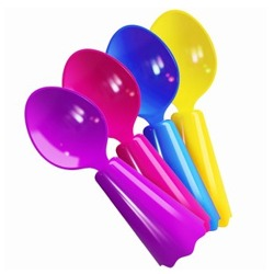 Cucharas de colores Finger Food