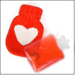 hot bottle handwarmer