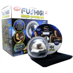 Fushigi Ball - magischer Antigravitationsball für contact juggling
