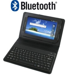 Funda Galaxy Tab con teclado Bluetooth