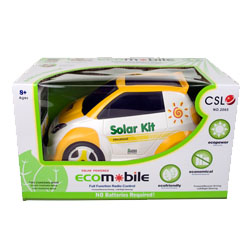 Solar Car, ecomobile