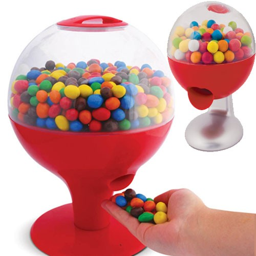 Treat Ball Snoepmachine-Rood-Small