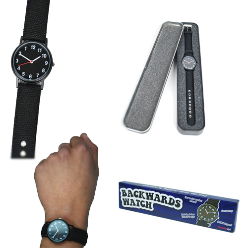 Backwards Watch