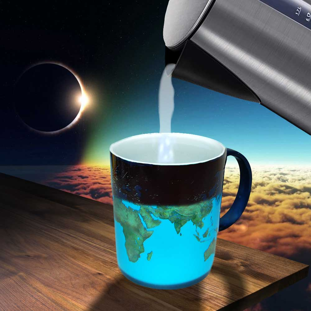 Day & Night Mug