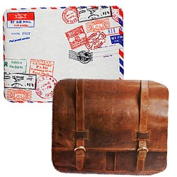 Undercover iPad Sleeve - Air Mail