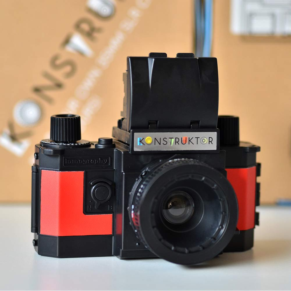 Lomography Konstruktor DIY Camera