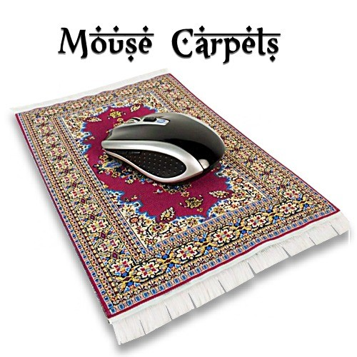 Mouse Carpets - Aldar