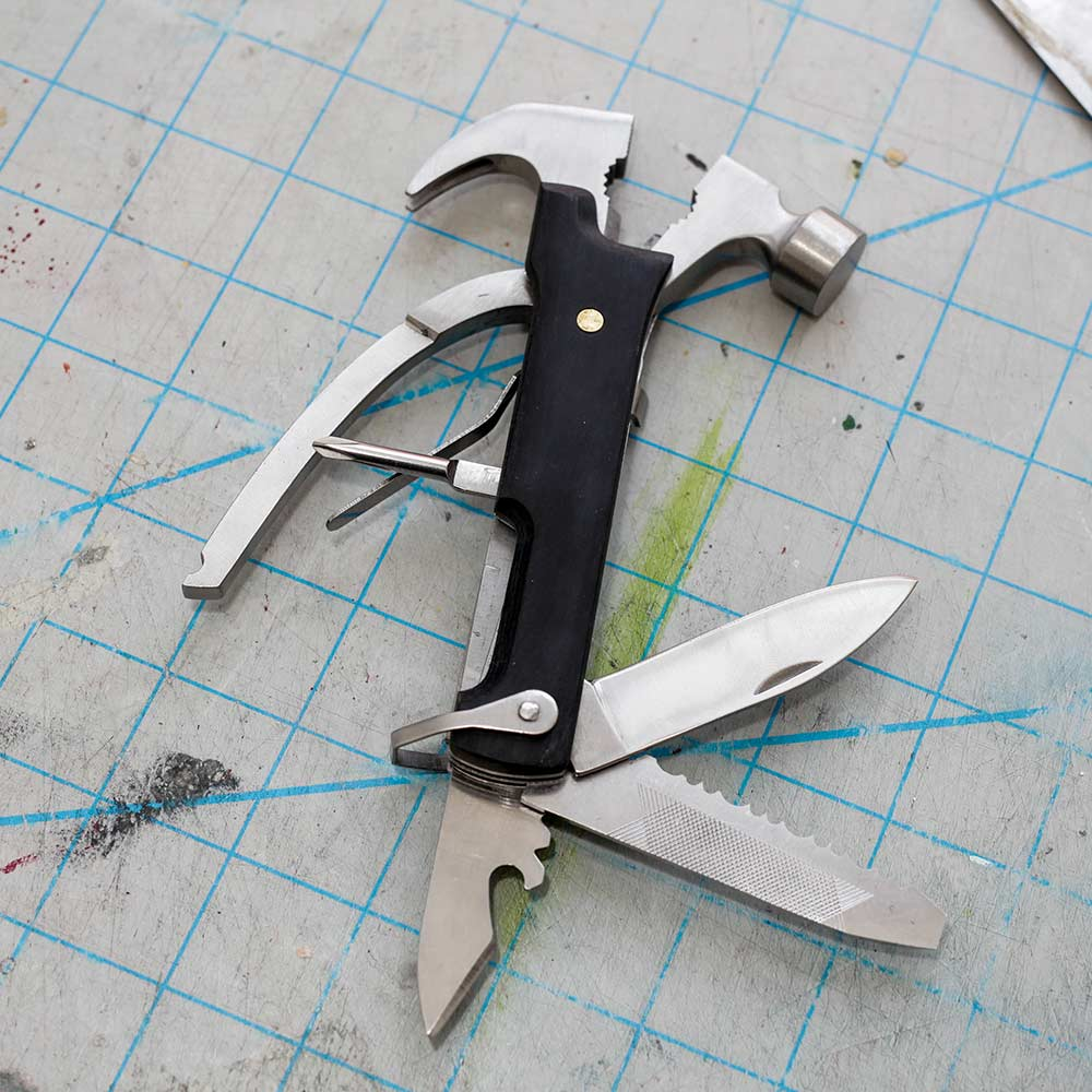 Multitool Hamer