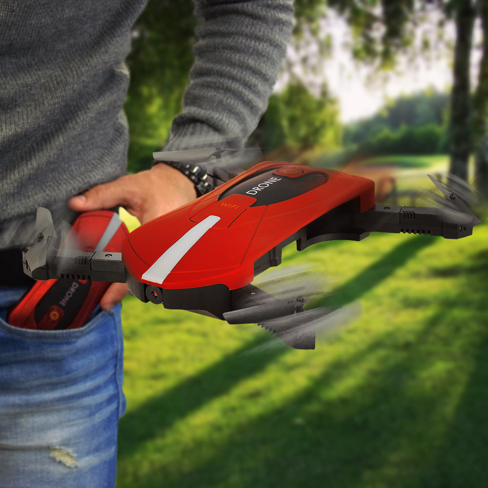 Pocket Drone met Camera