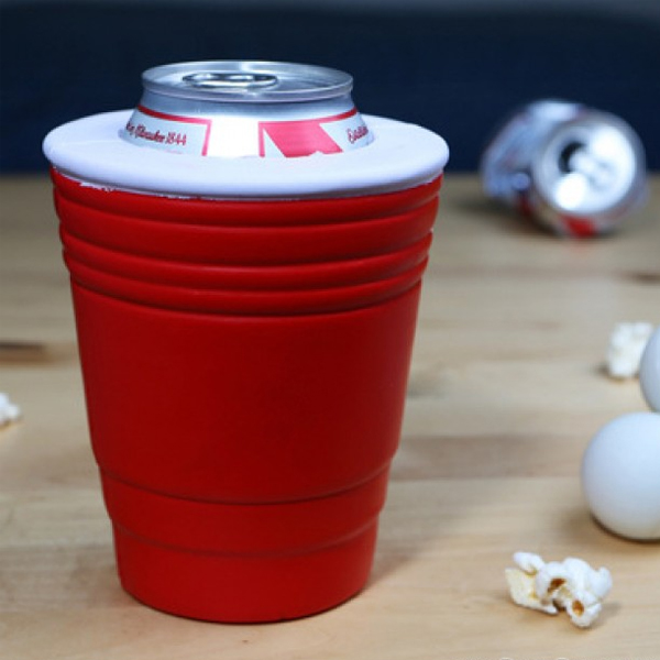 Red Cup Drink Cooler