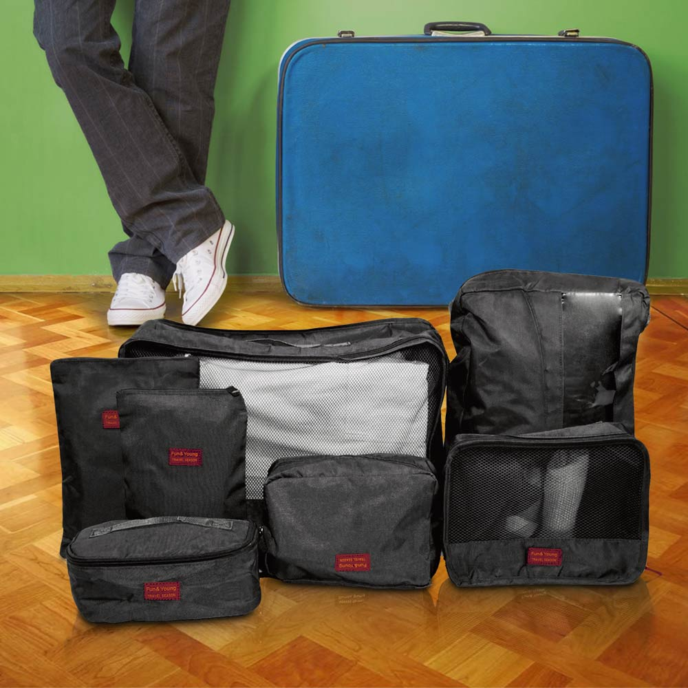 Packing Cubes | Set van 7