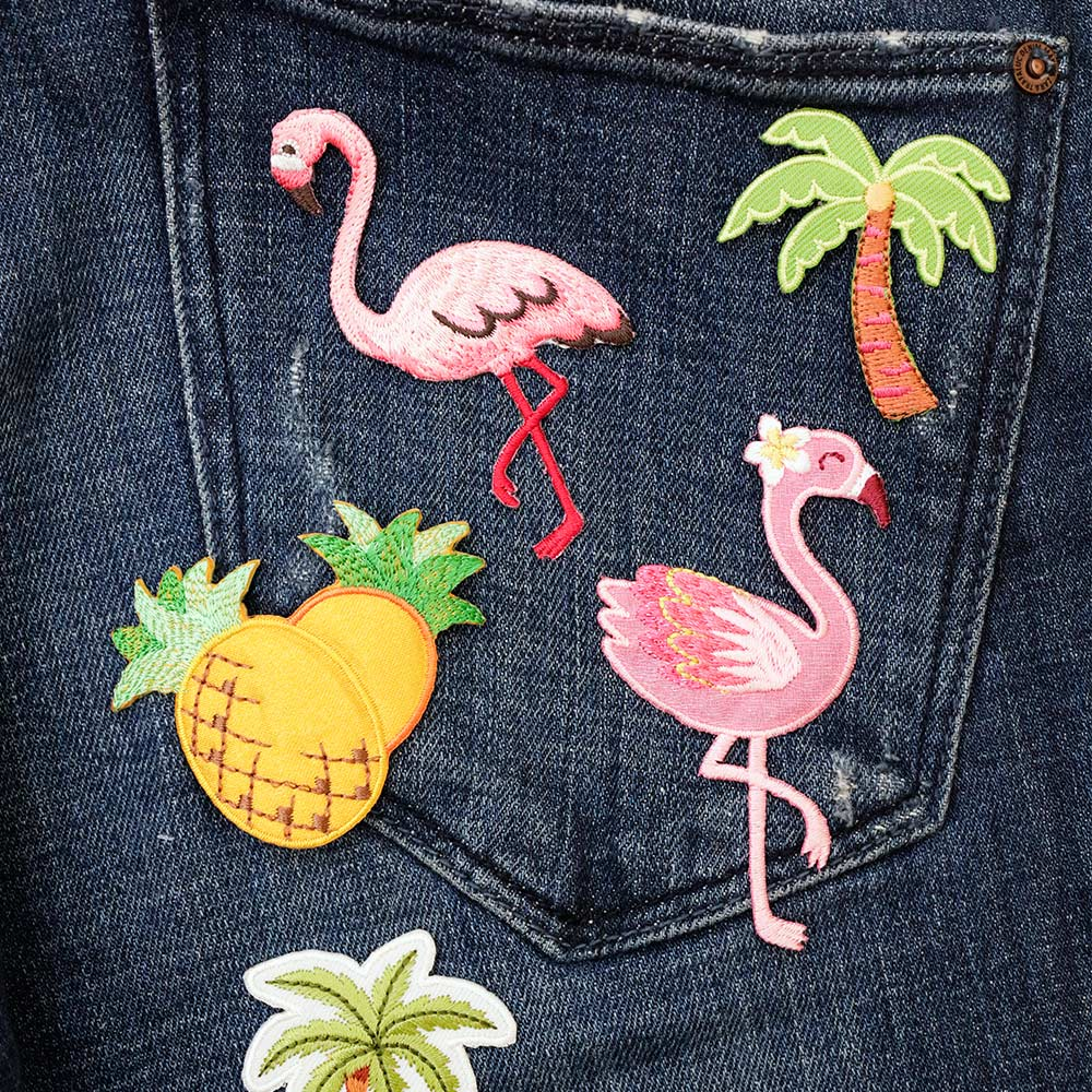 Tropical Iron Patches