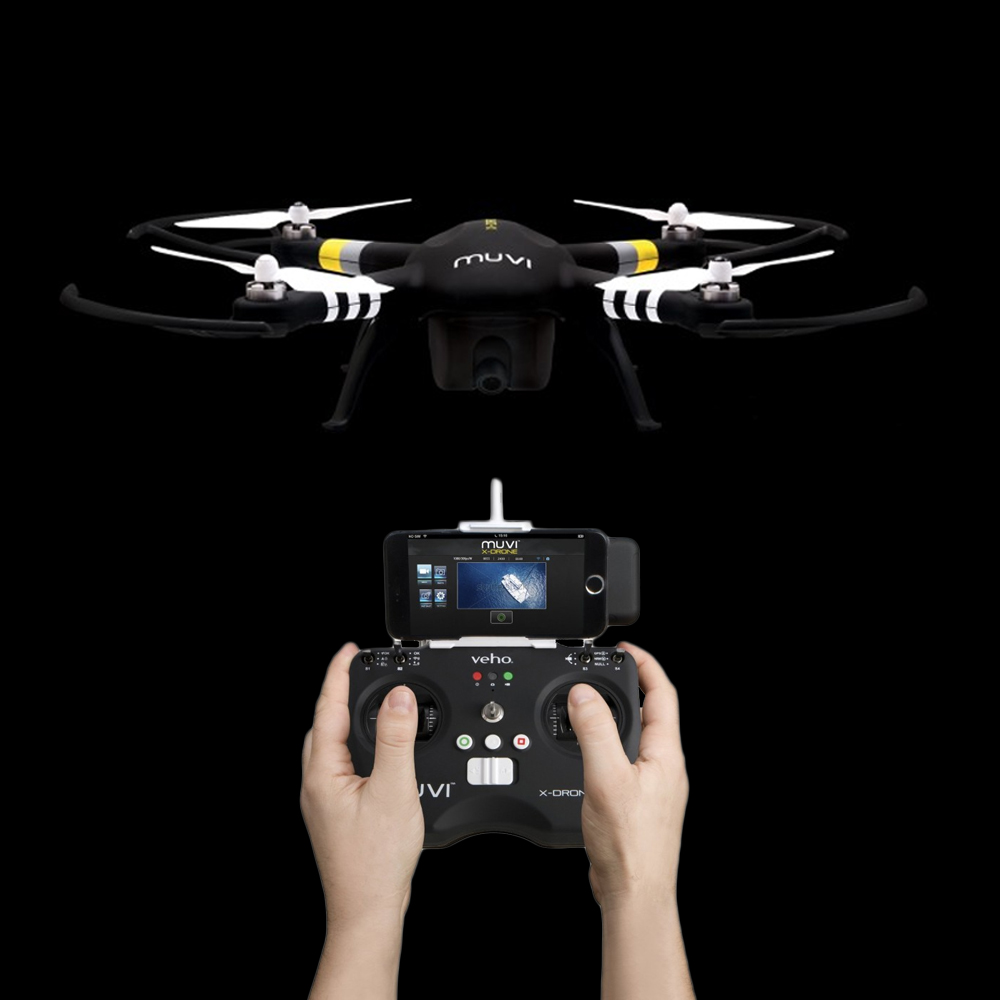 Veho Muvi X-drone met FullHD | 16MP camera