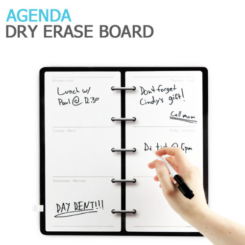 Whiteboard Weekplanner