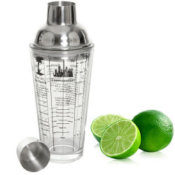 Mix Master Cocktail Shaker