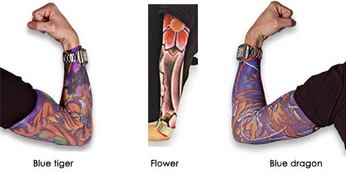 Tattoo Sleeves | MegaGadgets