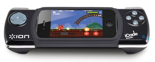 ION iCade, de mobile Game Controller voor je iPhone en iPod touch