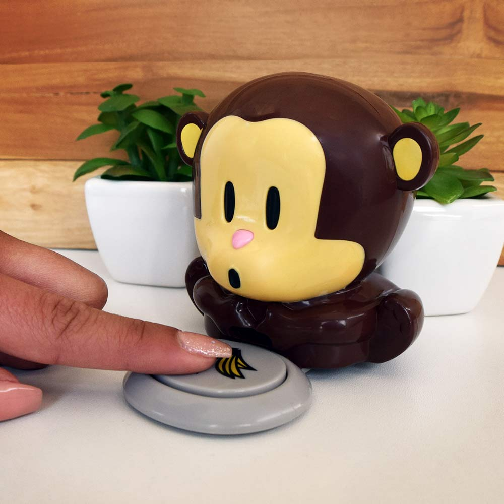 Monkey Nail Dryer | MegaGadgets