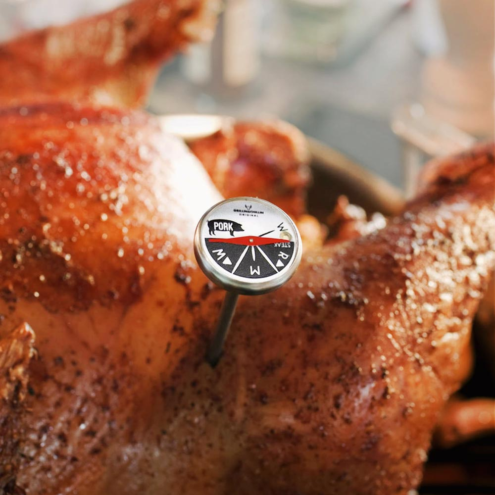 Gusta BBQ Thermometer – 4 delig