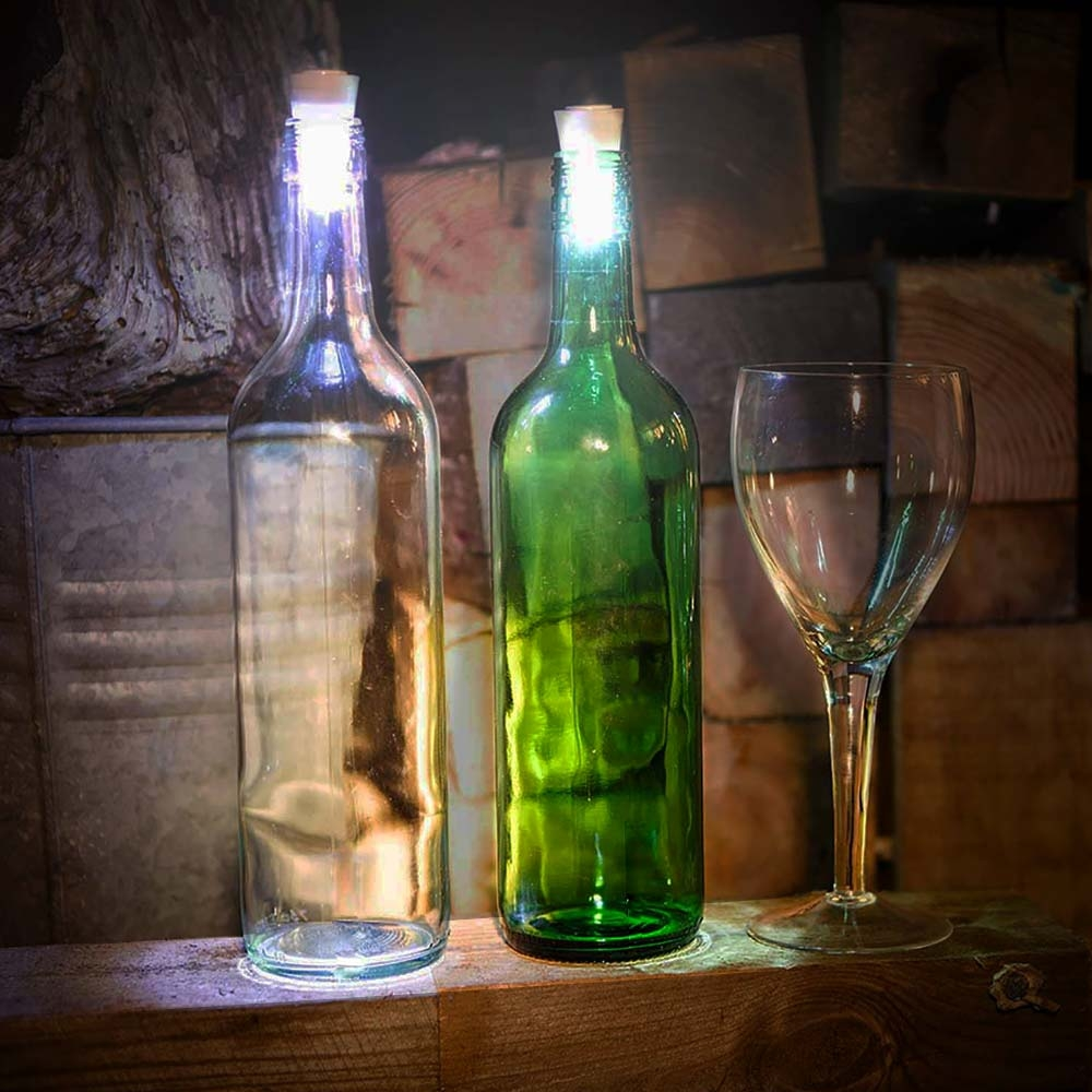 LED Bottle Cork - Wijnfles Stopper