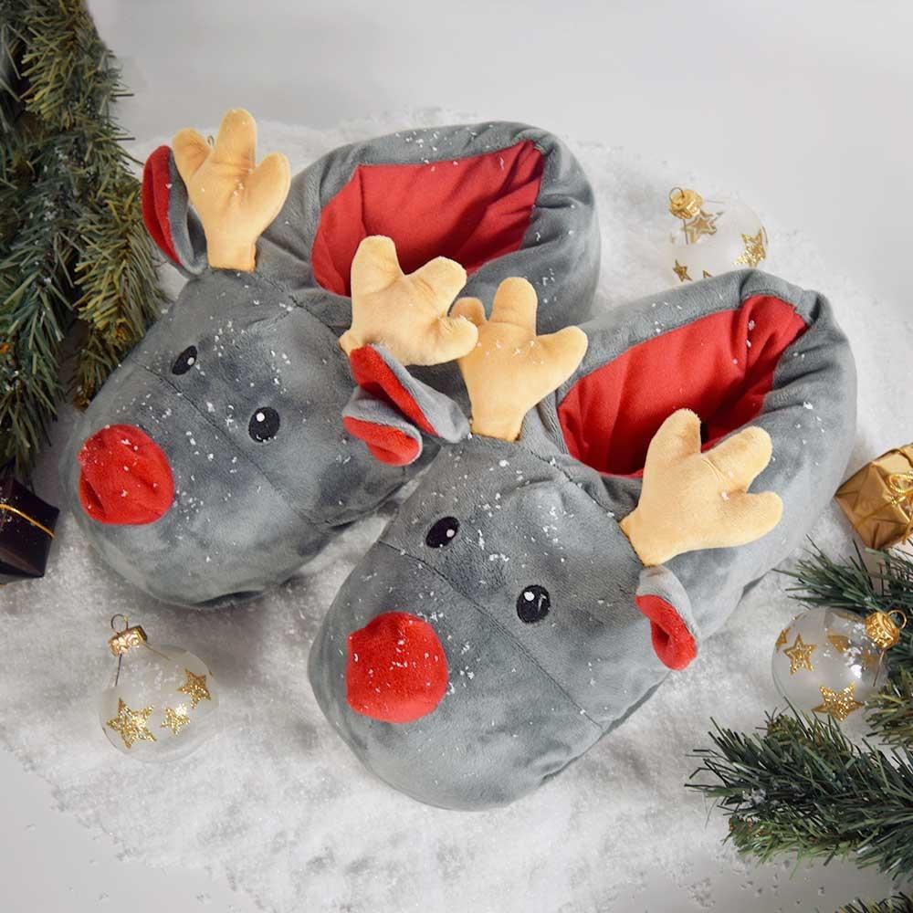 Kerst pantoffels