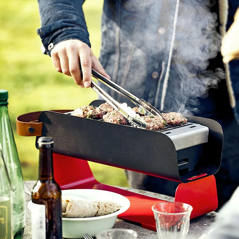 UNA Draagbare BBQ Grill