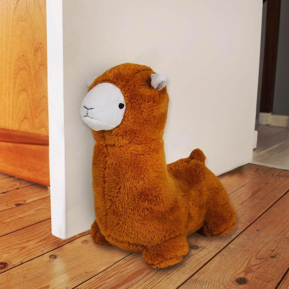 Alpaca Deurstopper