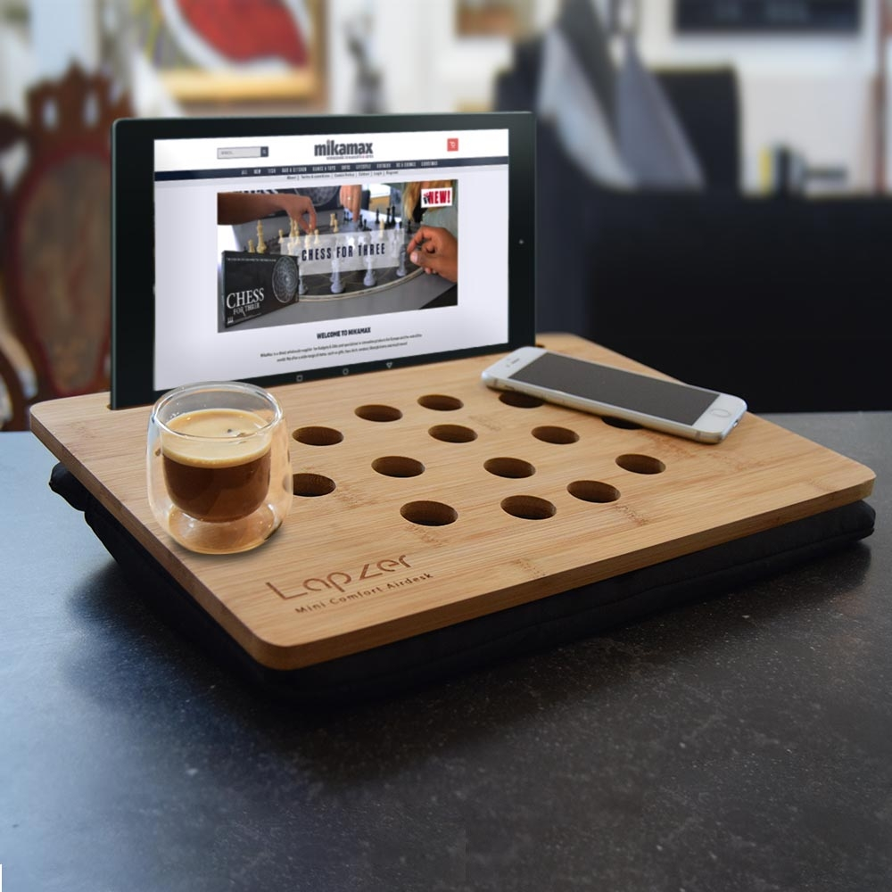 Lap Desk Lapzer Mini - Bamboe