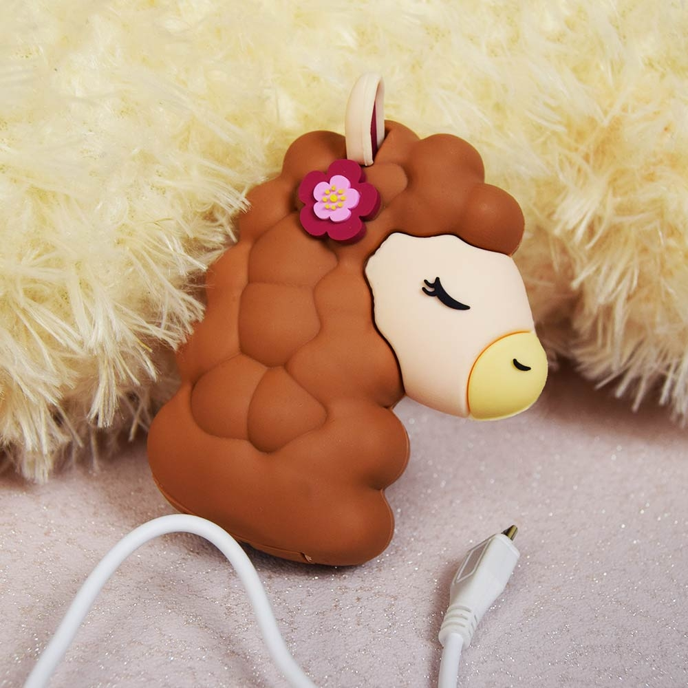 Alpaca Powerbank - 2.600mAh