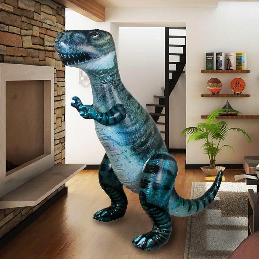 Opblaas Dino XL - 175 cm