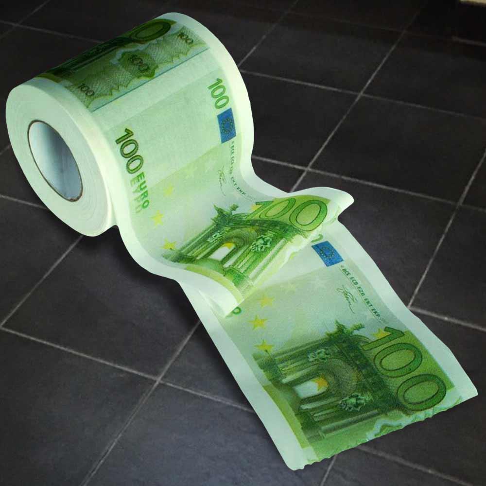 Euro Toiletpapier | MegaGadgets