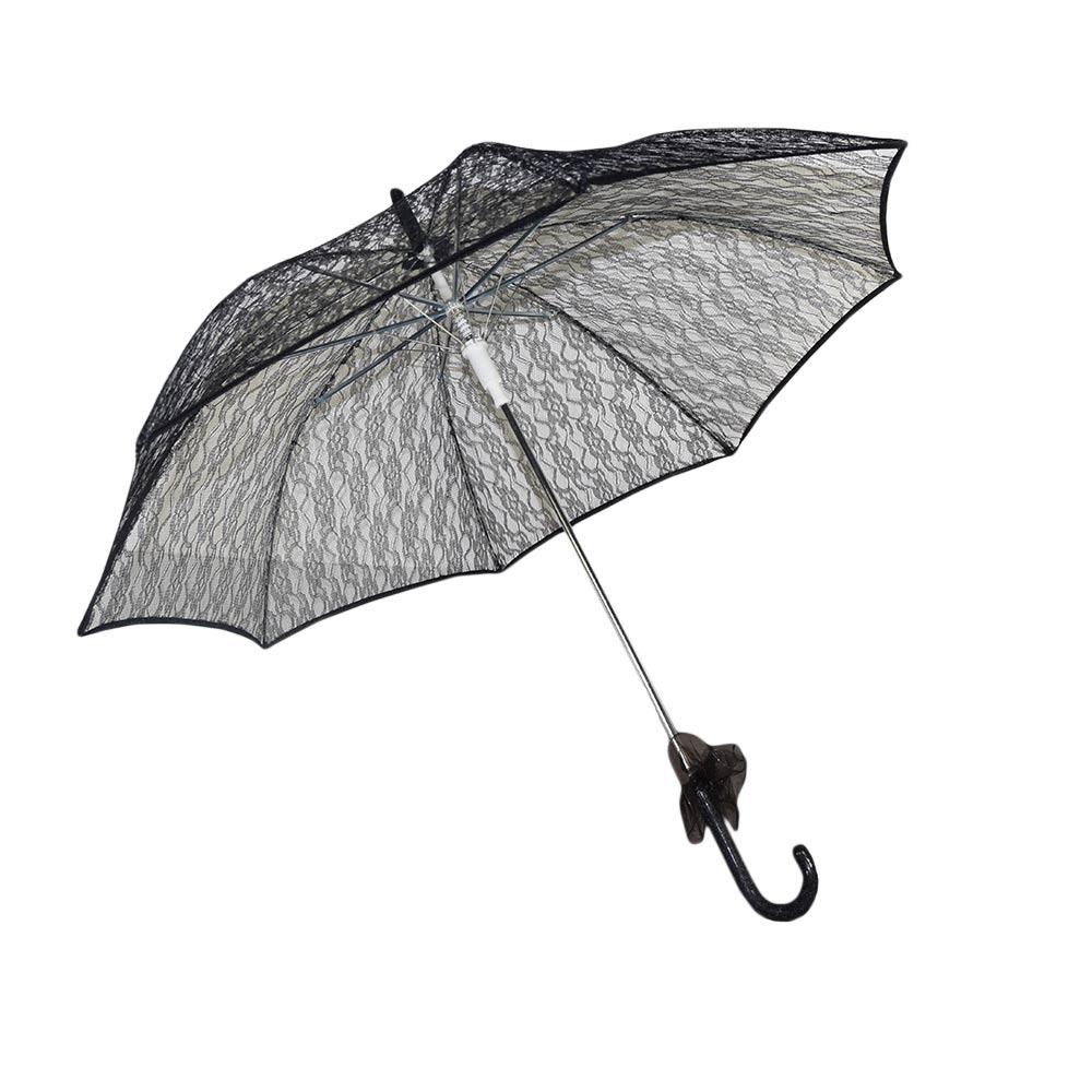 De Kanten Paraplu is een sexy paraplu. Leuk voor photoshoots en Halloween!