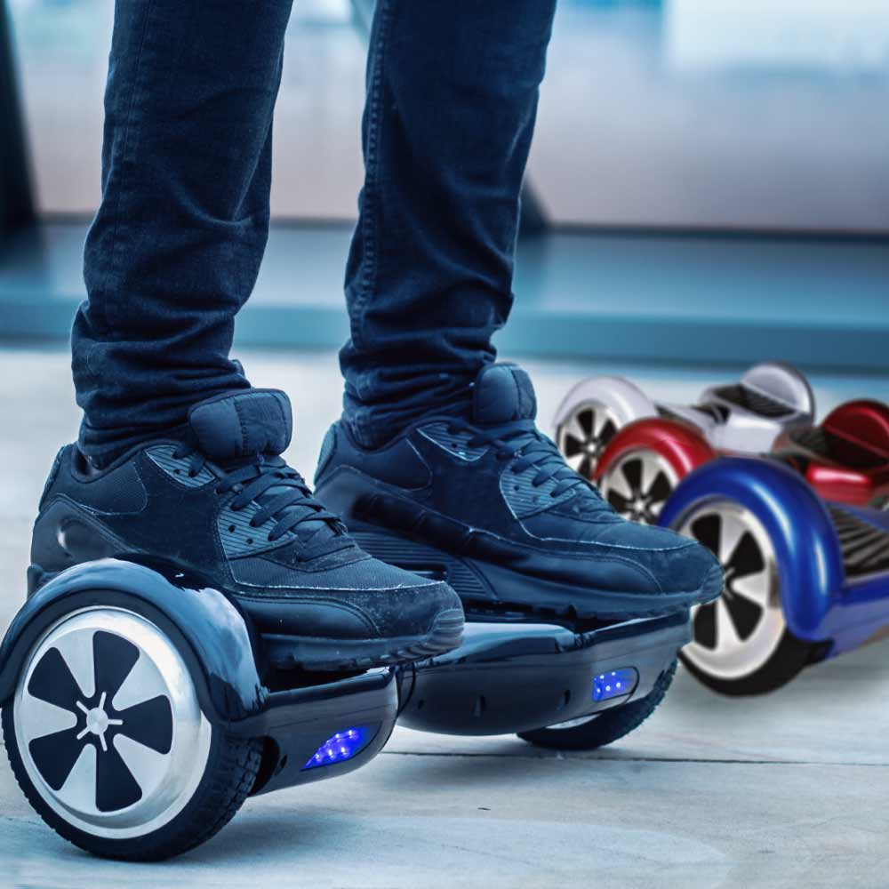 Scooty Airboard Original | MegaGadgets