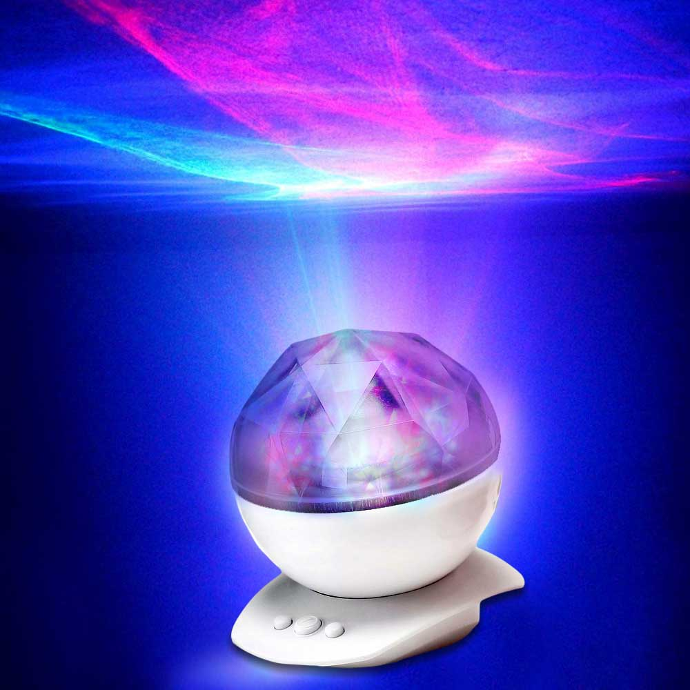 Aurora Laser Projector
