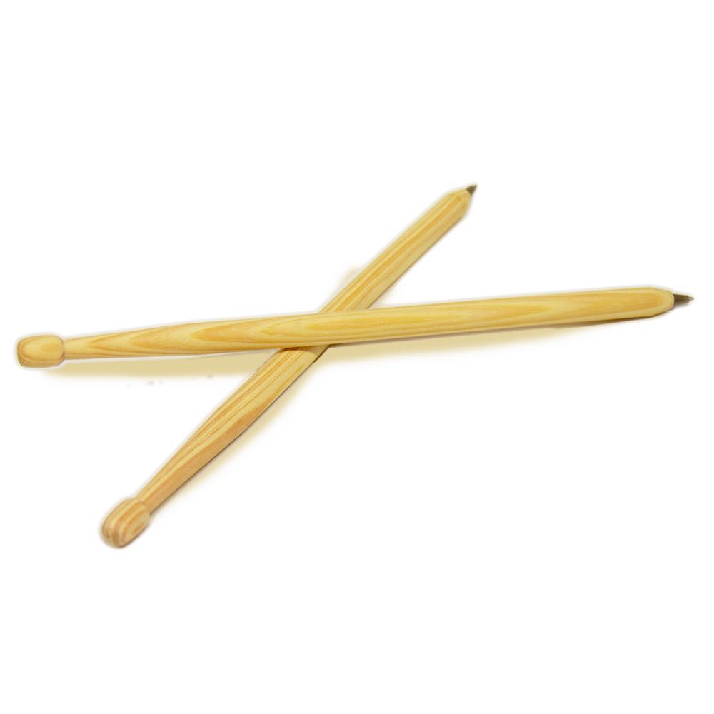 Drumstick Pencils, potlood en drumstick in één. Perfect voor een muziekliefhebber!
