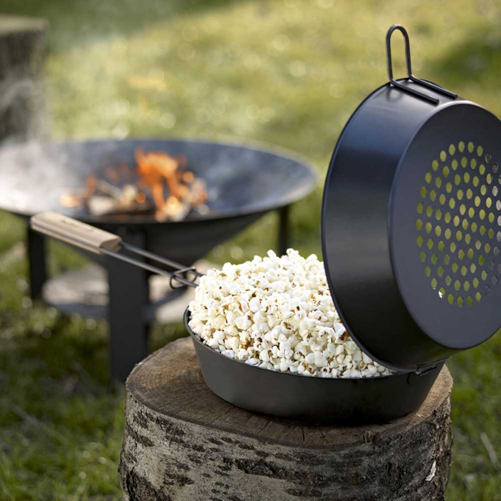 BBQ Popcornpan | MegaGadgets