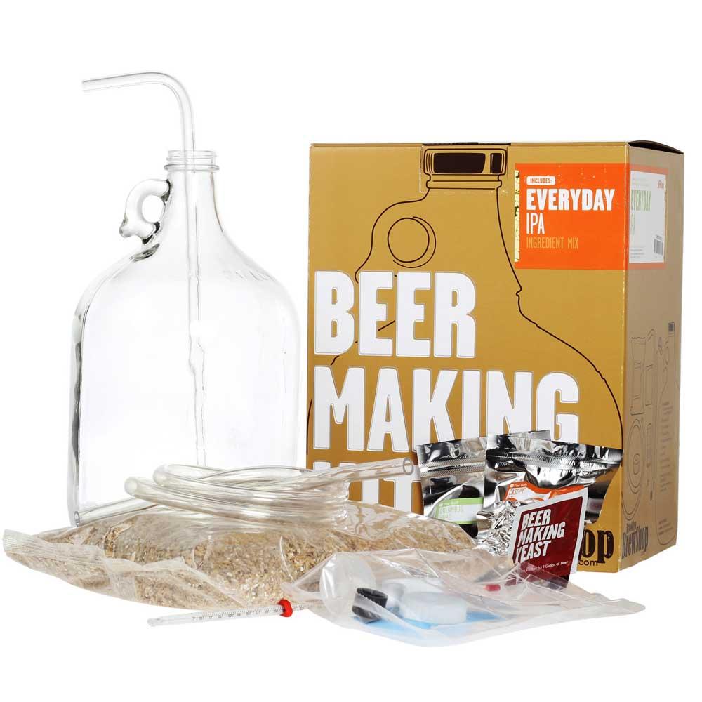 Brouw thuis gemakkelijk je eigen bier!