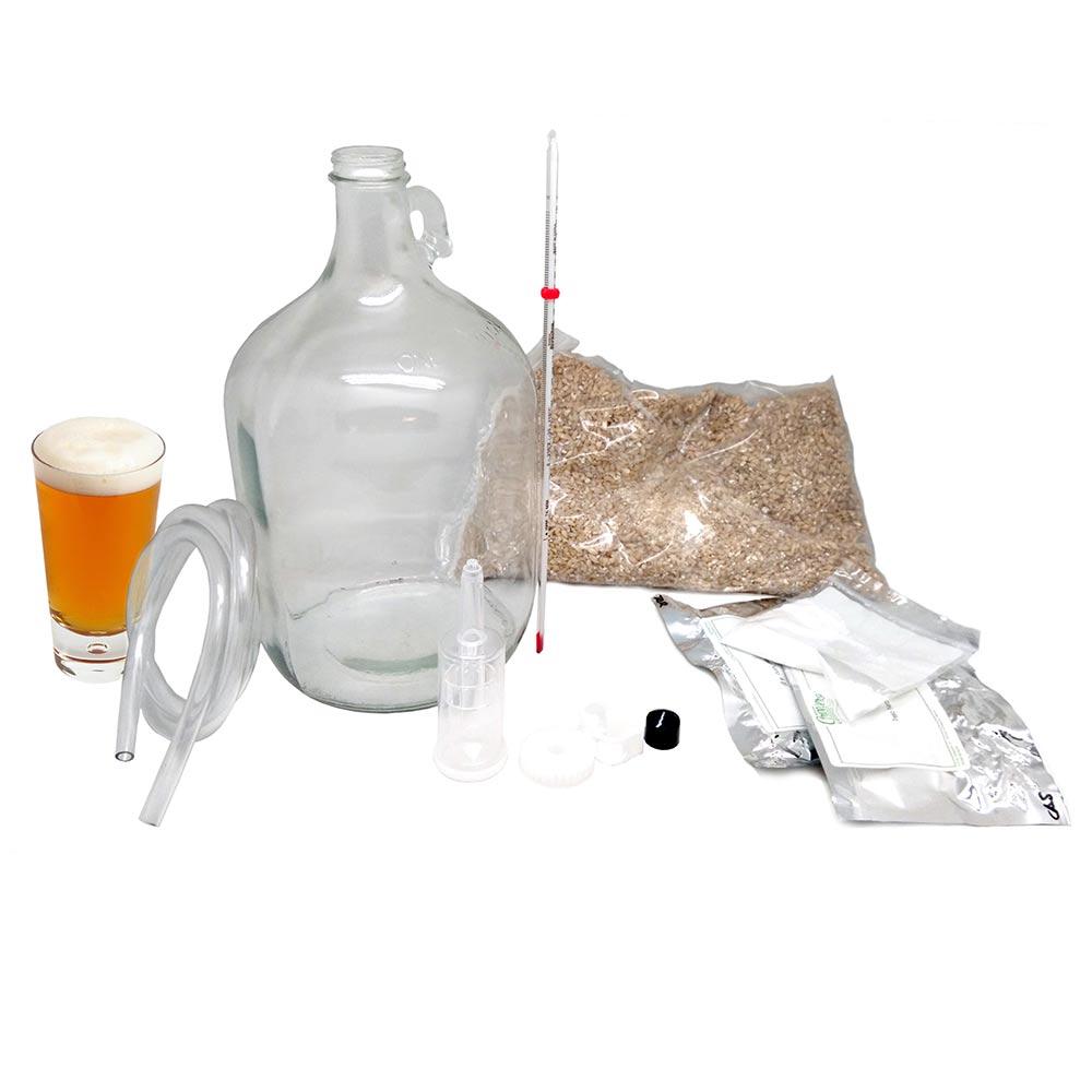 Brouw jouw eigen biertje met dit complete Bier Brouw Pakket!