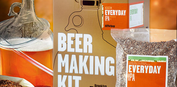 Bierbrouw pakket Brooklyn Brewshop