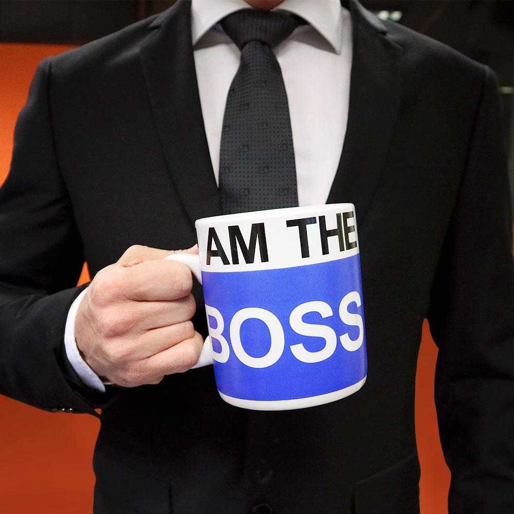 Boss Beker XXL