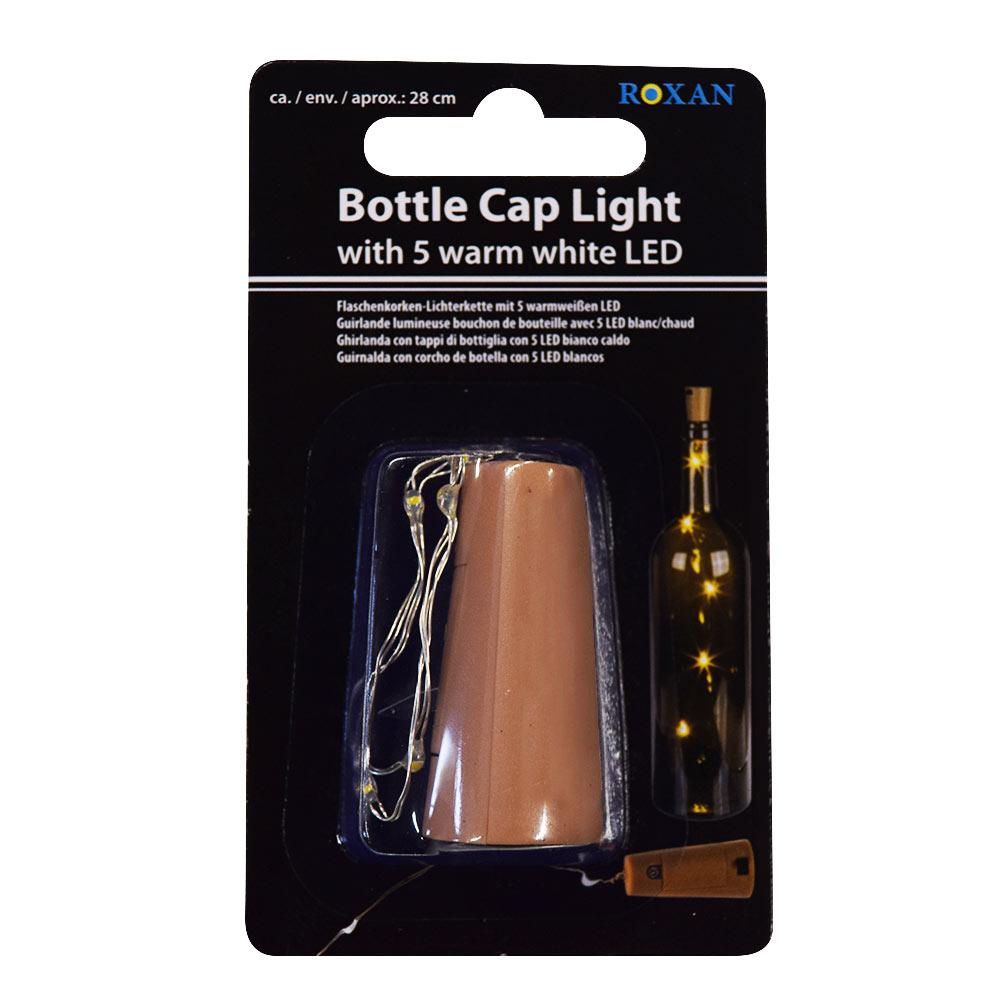 Bottle Cap Lights voor € 3,95 | Megagadgets