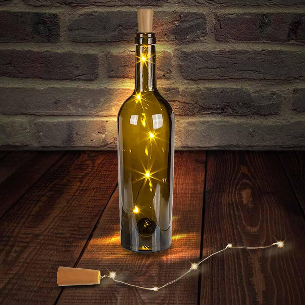 Bottle Cap Lights | MegaGadgets