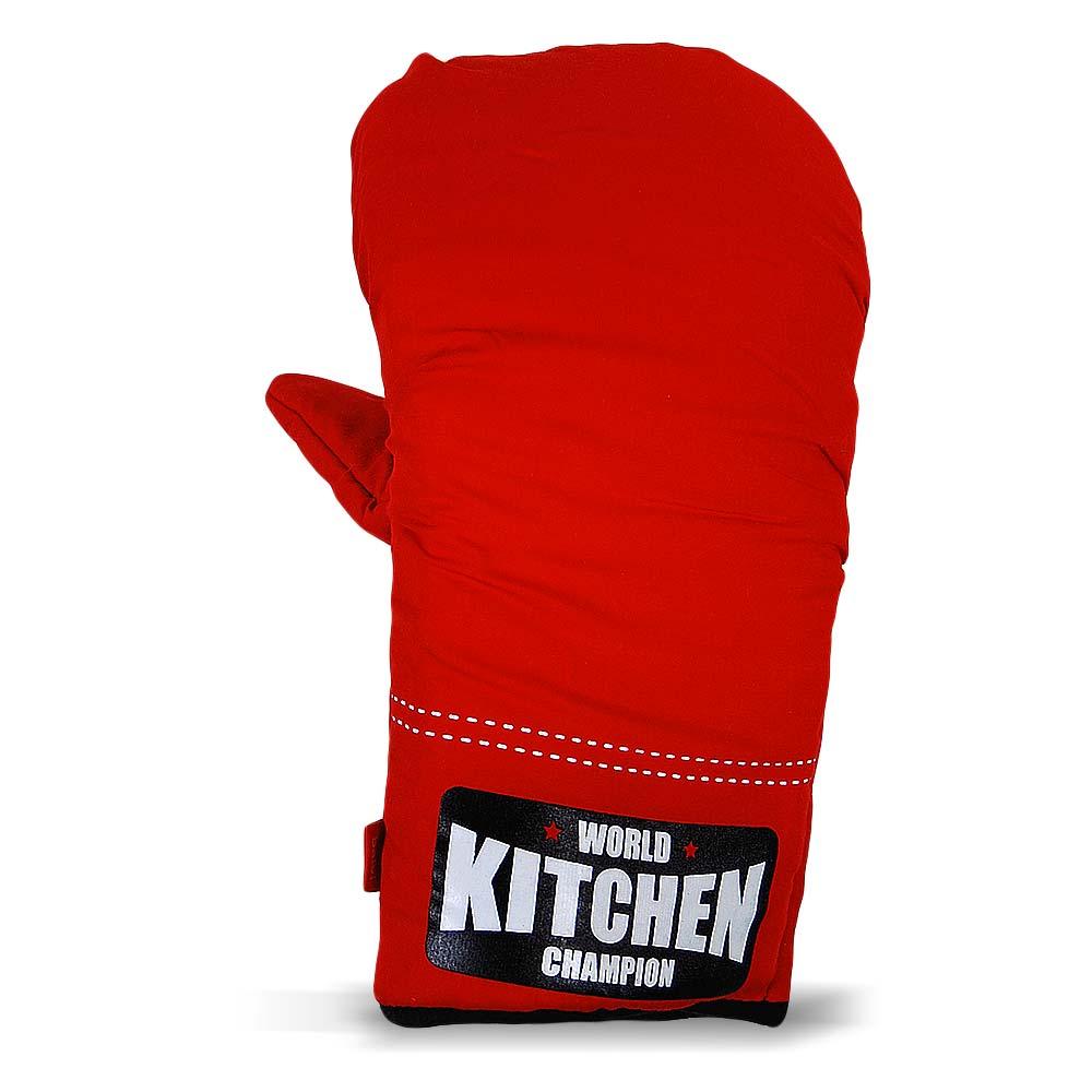 Ovenwant voor boksfanaten