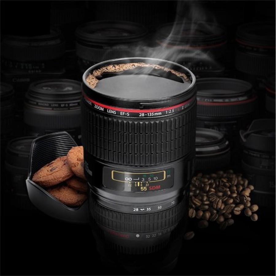 Camera Lens Mug | MegaGadgets