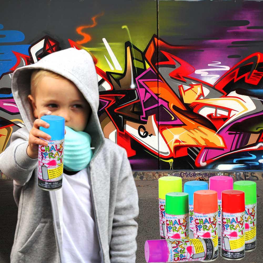 Krijt Spray | MegaGadgets
