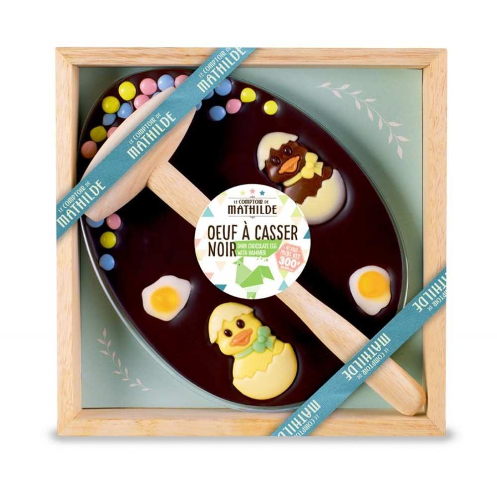 Chocolade Plaat met Hamer | MegaGadgets