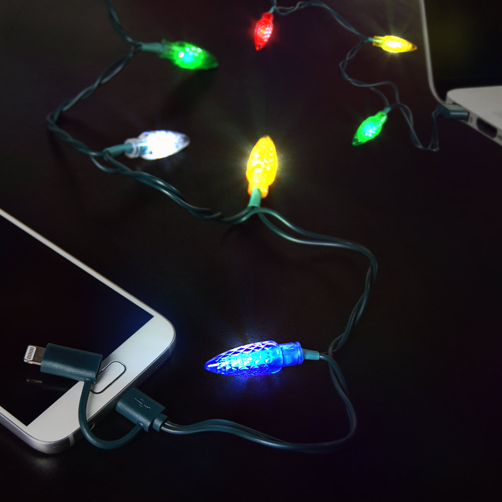 Kerstlampjes Oplader | MegaGadgets