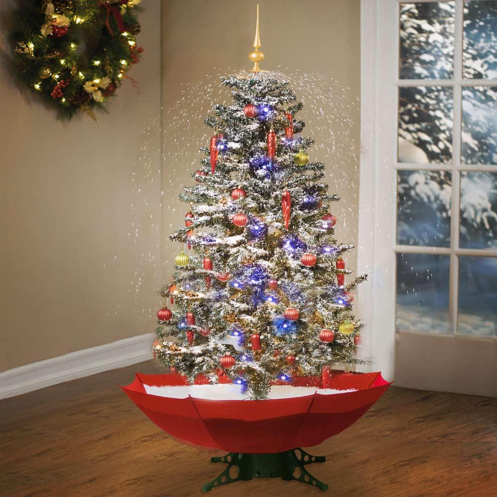Dagaanbieding - Sneeuwende Kerstboom 2m dagelijkse aanbiedingen