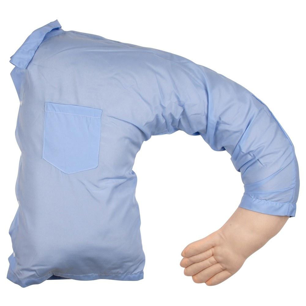 Boyfriend Pillow, nooit meer alleen op de bank dankzij deze knuffel!