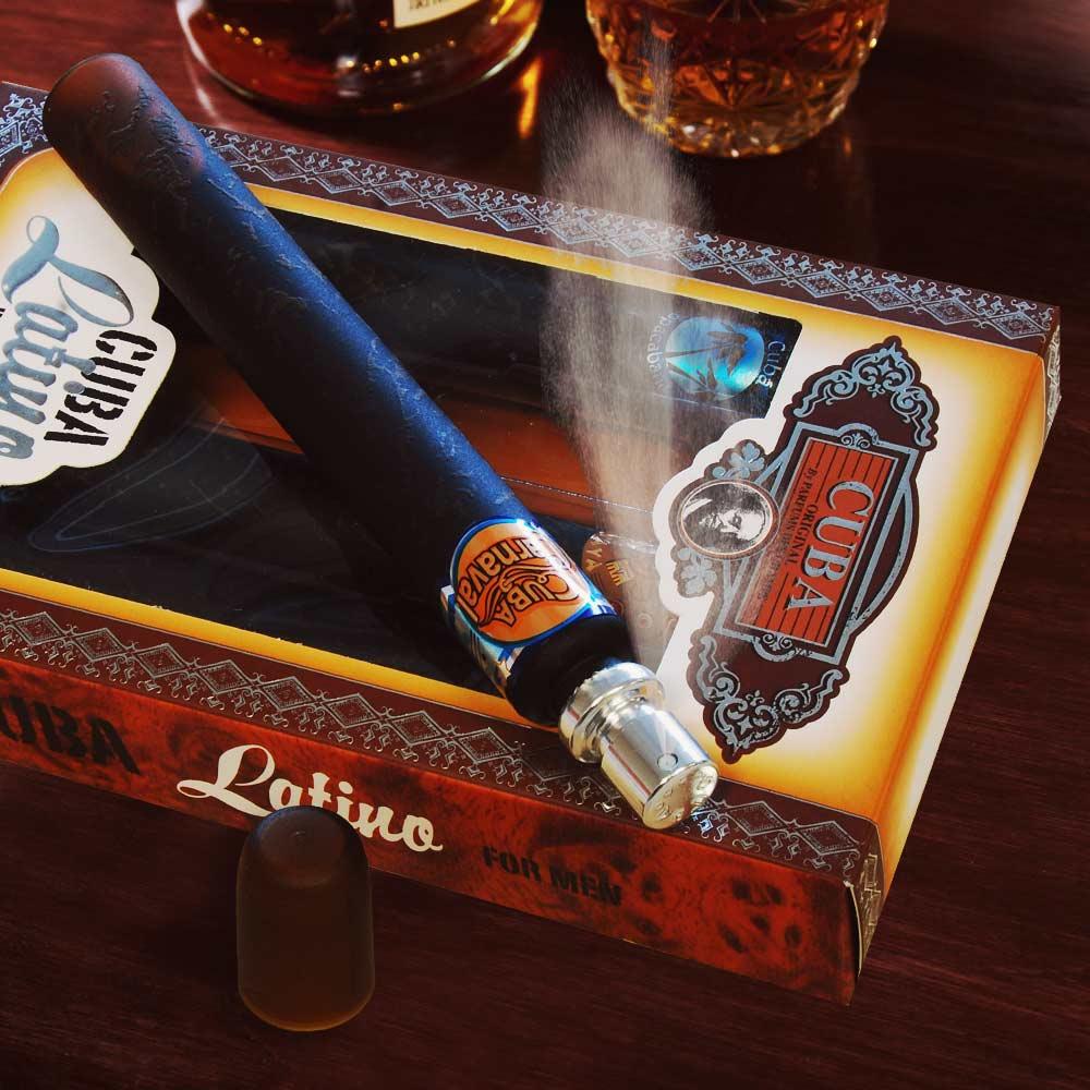 Cubaanse sigaren parfumset